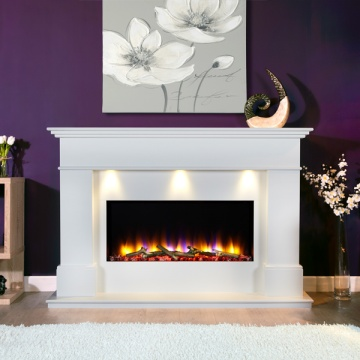 Celsi Ultiflame VR Adour Elite Illumia Electric Fireplace ...